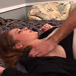 Dangerous redhead  fiery redhead coed grinds her anal and cunt into her dates face. Fiery redhead coed grinds her anal and pussy into her dates face